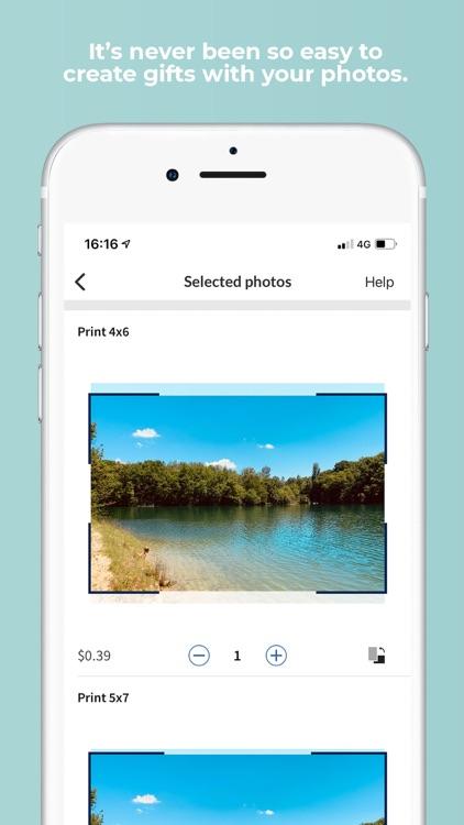 Photo Print Picta screenshot-3