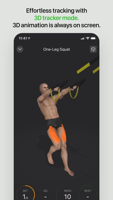Gymaholic Workout Trackerのおすすめ画像5