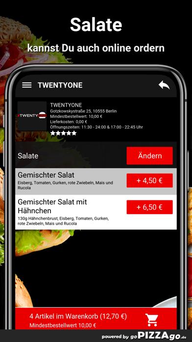 TWENTYONE Berlin screenshot 5
