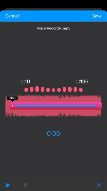 Voice Recorder,Audio recording screenshot-3