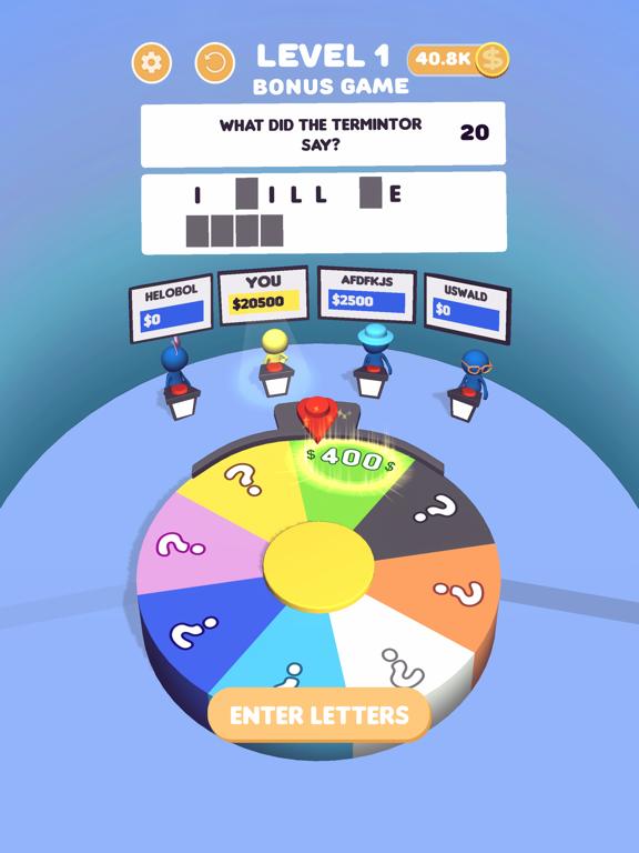 Wheel of Fortune! screenshot 5