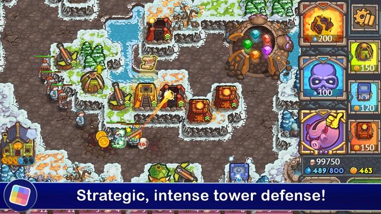Cursed Treasure 2: Evil TD screenshot-0