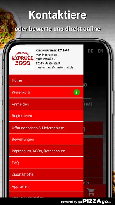 China Express 3000 Bochum screenshot 3