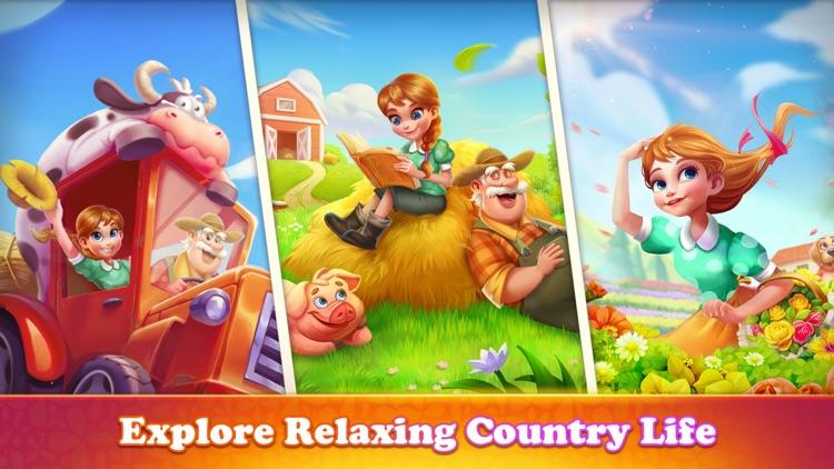 Klondike: Farm Adventure screenshot-4