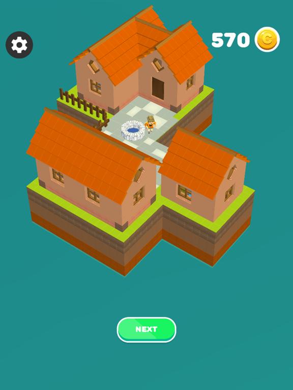 City Build Puzzle screenshot 8