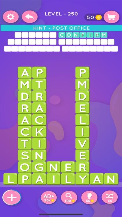 Words Wizardry - Word Search screenshot-3