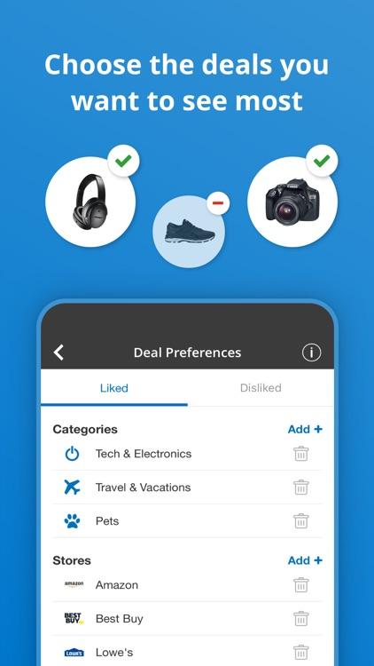Slickdeals: Deals & Discounts screenshot-4