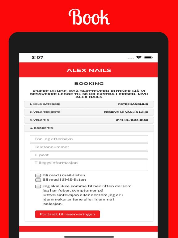 Alex Nails screenshot 8
