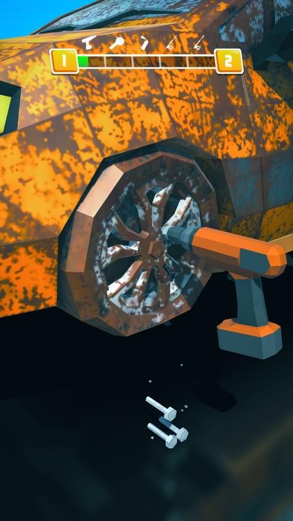 Car Restoration 3D screenshot-3