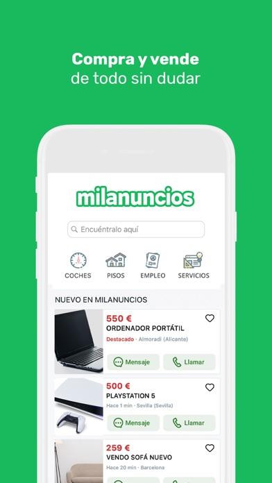 Descargar Milanuncios - Comprar y vender para Android