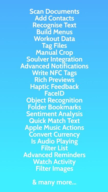 Toolbox Pro for Shortcuts screenshot-4