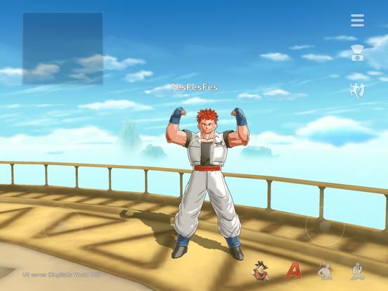 DRAGON BALL Games Battle Hour screenshot 7