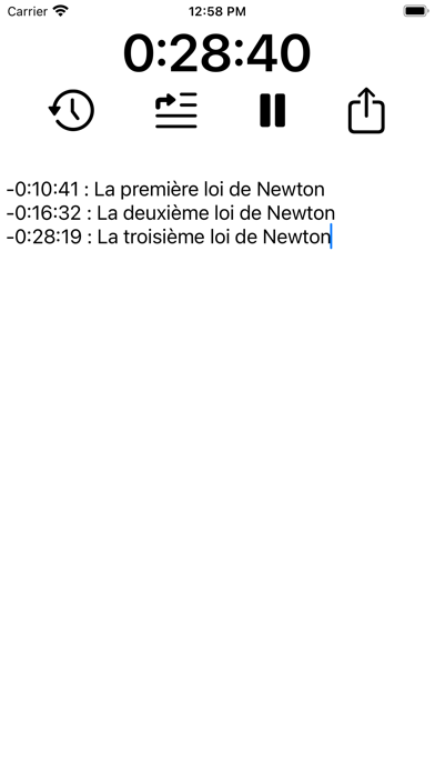 Timenote - study organizer screenshot 6