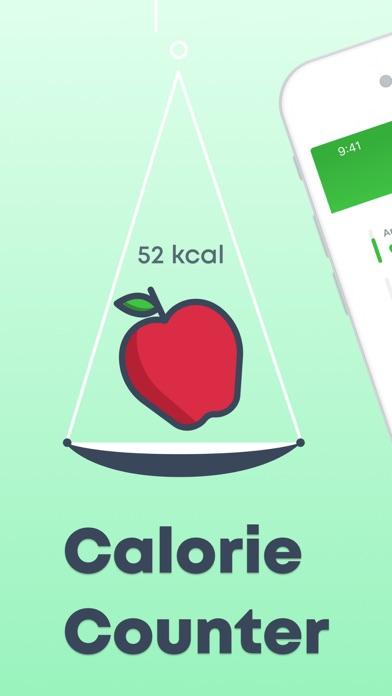 Calorie counter - Scanfood Screenshot