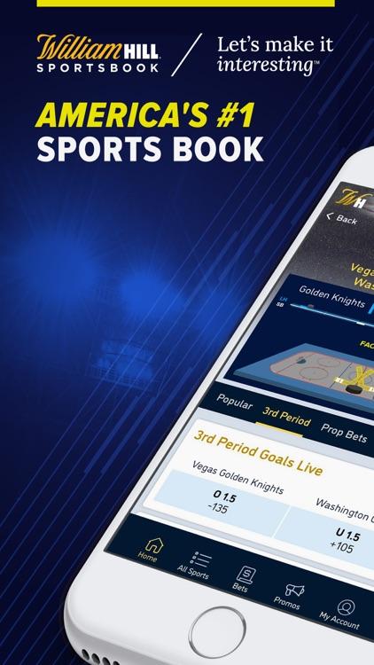 William Hill - Sportsbook screenshot-0