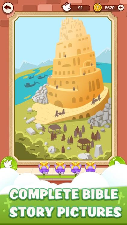 Bible Word Story screenshot-4