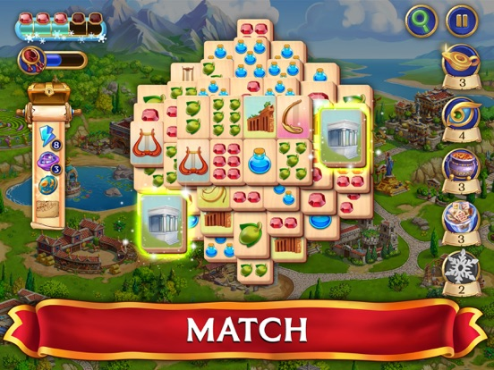 Emperor of Mahjong: Tile Match screenshot 8