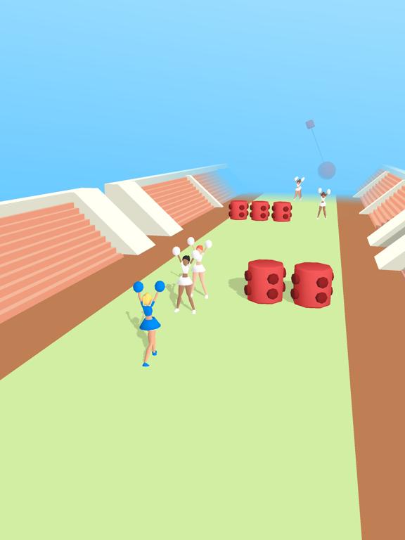 Cheerleader Run 3D screenshot 6