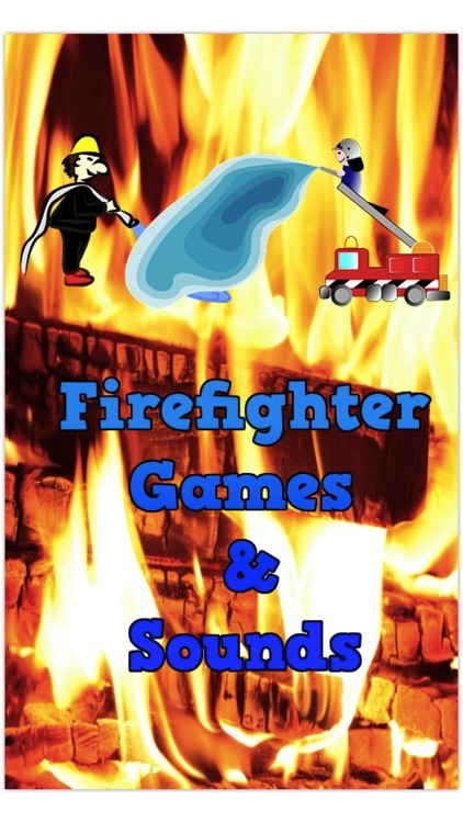 Firefighter & Fire Truck Games screenshot-0
