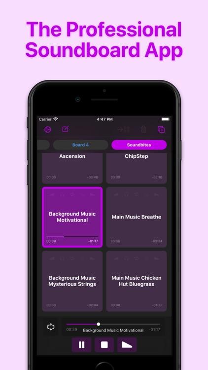 Soundboard Studio screenshot-0