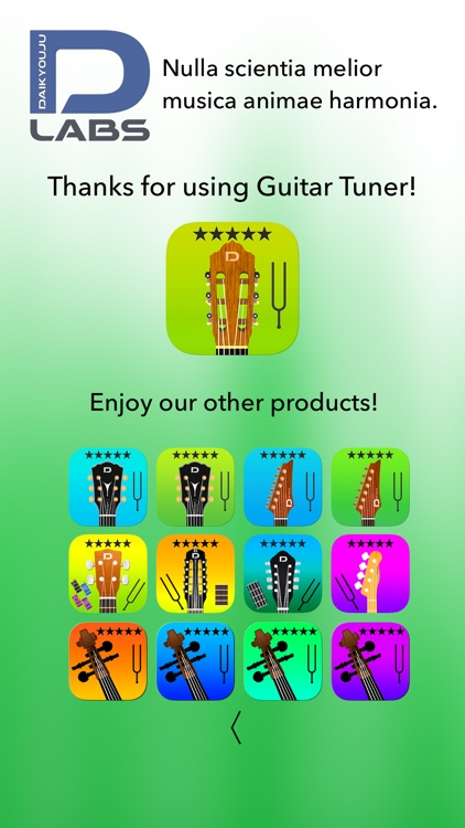 Classical Guitar Tuner Pro screenshot-9