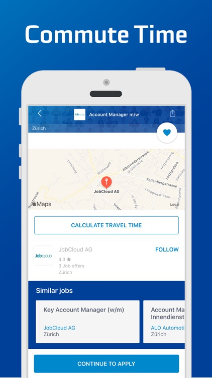 jobs.ch – Job Search screenshot-5