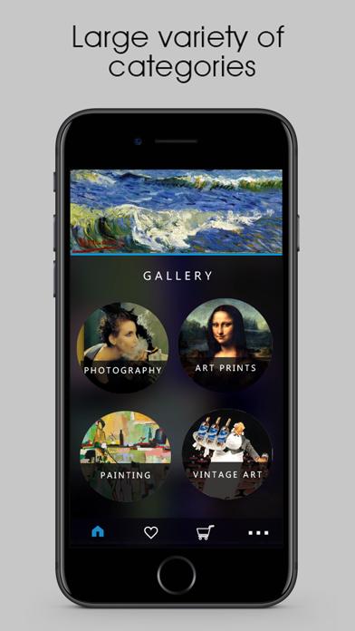 Art World - AR Art Gallery screenshot 4
