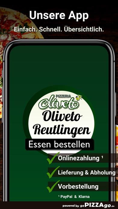 Pizzeria Oliveto Reutlingen screenshot 1