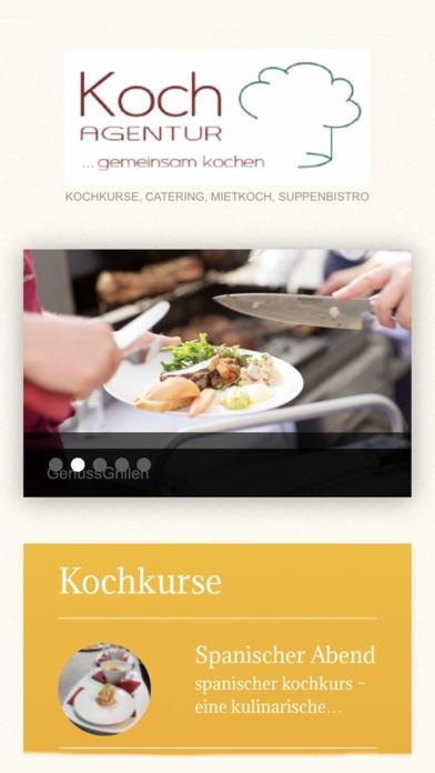 KochagenturScreenshot von 6
