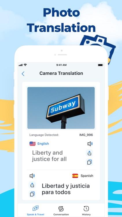 Language Translator Camera OCR