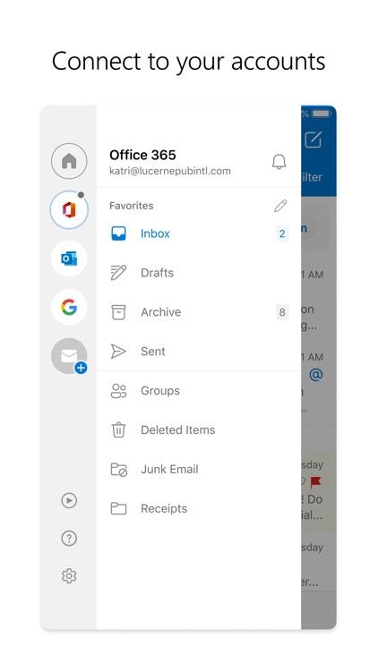 Microsoft Outlook screenshot-4