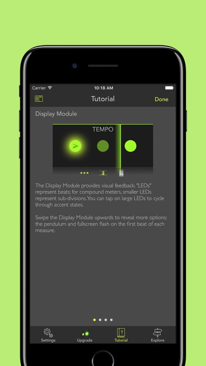 Metronome: Tempo Lite screenshot-4