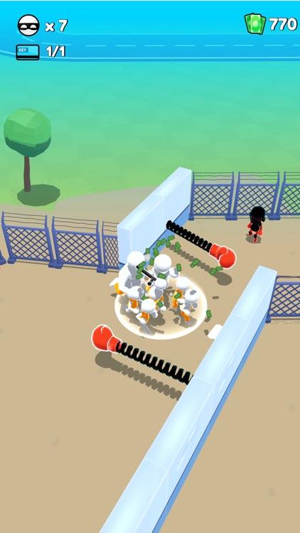 Prison Escape 3D: Jailbreak screenshot-3