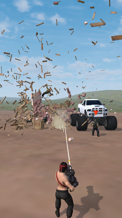Mrs. RPG - Hot Girl Demolition screenshot 4