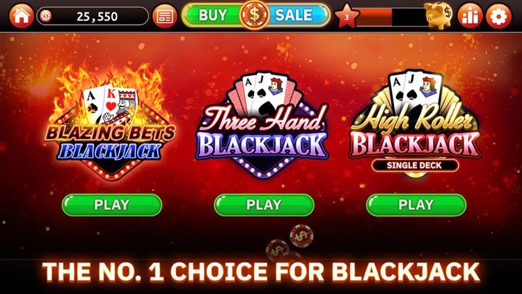 Blazing Bets Blackjack 21 screenshot-0