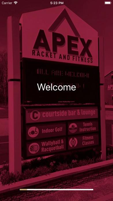 Apex Racket and Fitness screenshot 1