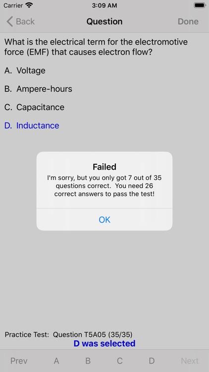 HAM Test Prep:  Technician screenshot-3