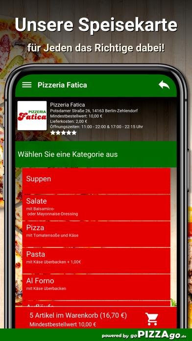 Fatica Berlin-Zehlendorf screenshot 6