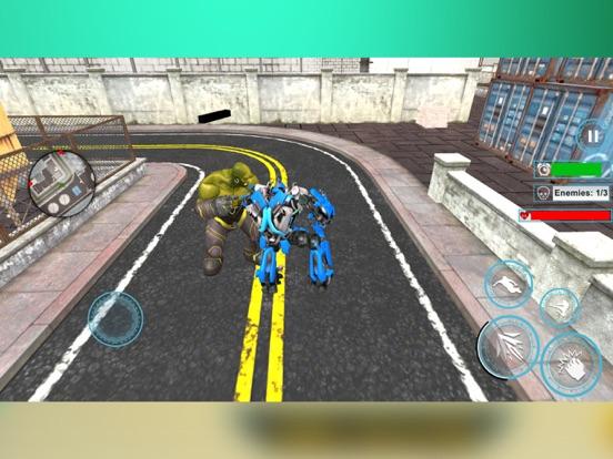 Incredible Robot Hero Monster screenshot 7