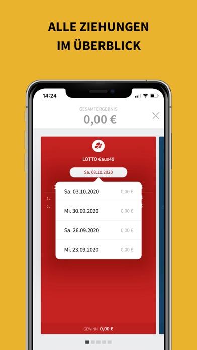 Lotto Scanner für LottoscheineScreenshot von 6