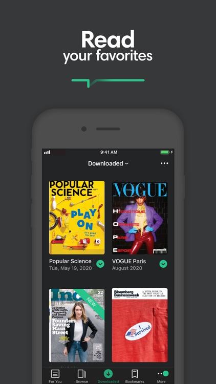 PressReader: News & Magazines screenshot-6