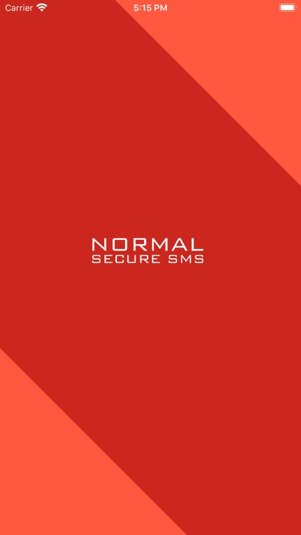 Normal Secure SMS