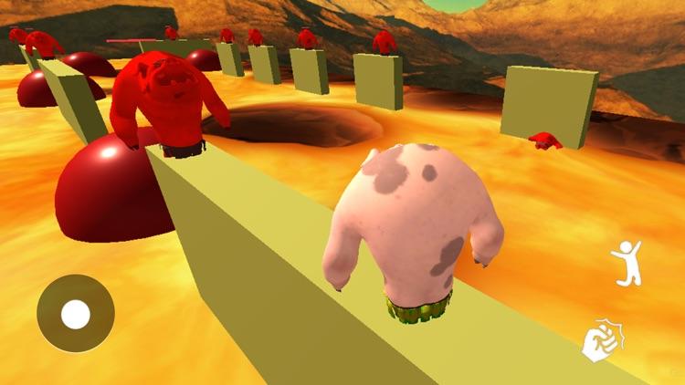 Evil Piggy - Lava Escape Jump