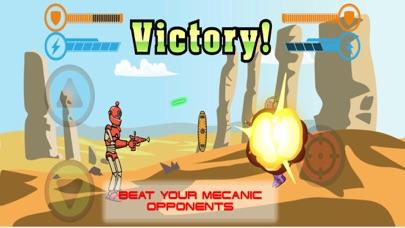 Bot Lazer Fight screenshot 5