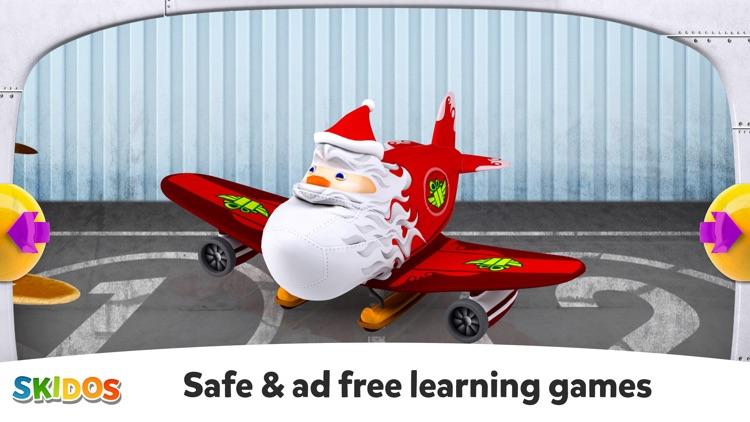 Airplane Games for Kids screenshot-8