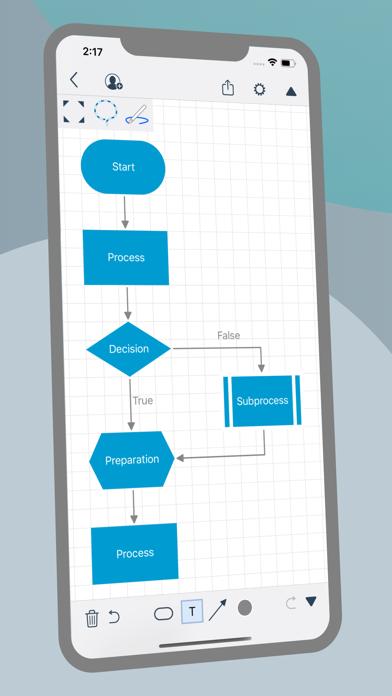 Diagrams Notepad 2 screenshot 1