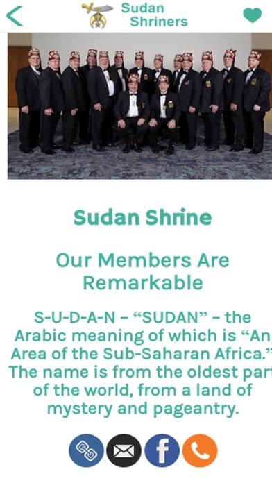 Sudan Shriners screenshot three