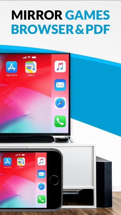 TV Mirror+ for Chromecast på PC