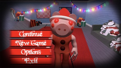Screen Shot Piggy Santa Claus 0
