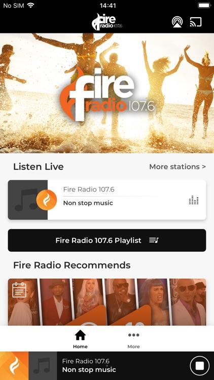 Fire Radio